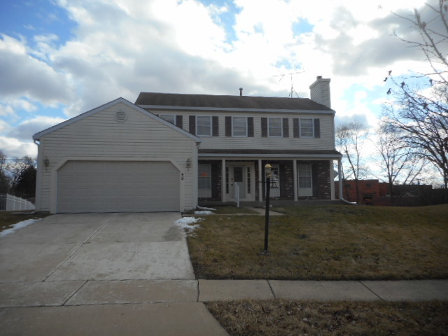 45 North Walnut Court, Streamwood, Illinois
