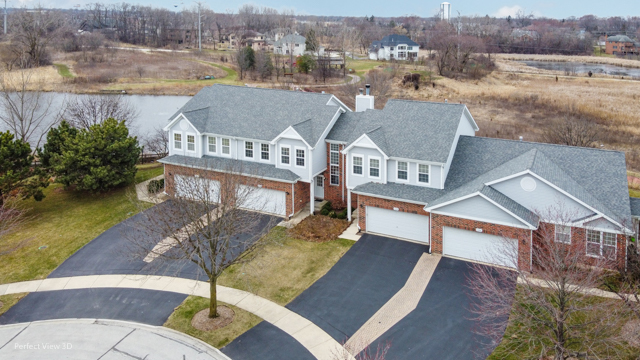 124 Chestnut Hills Circle, Burr Ridge in Du Page County, IL 60527 Home for Sale