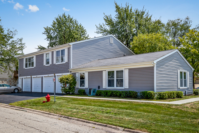 225 NANTUCKET HARBOR, Schaumburg in Cook County, IL 60193 Home for Sale