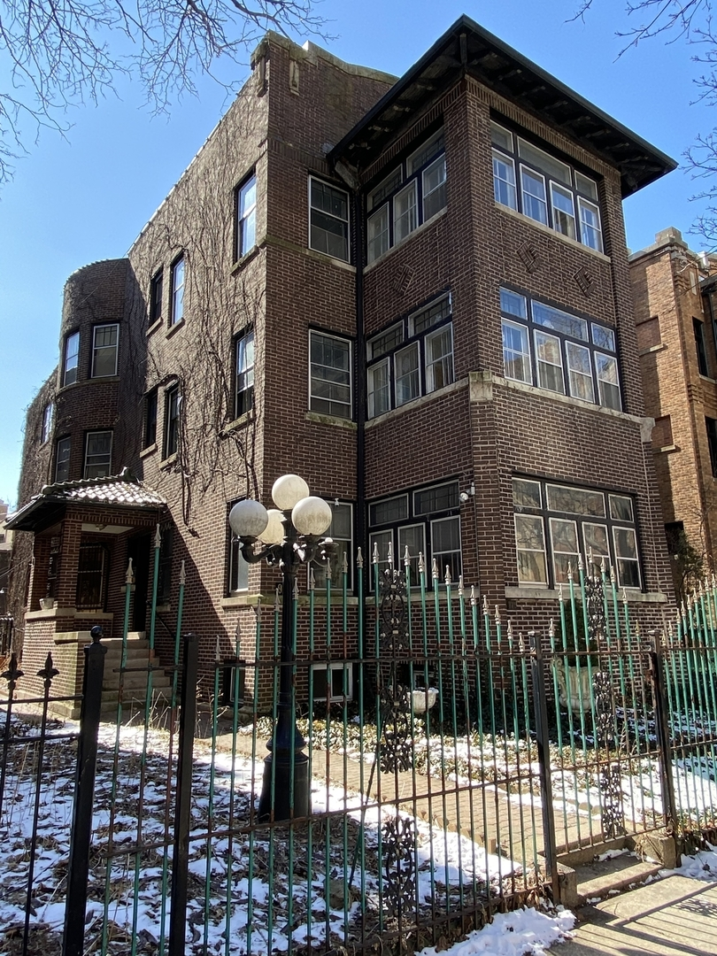 925 West Winona Street, Chicago Uptown, Illinois