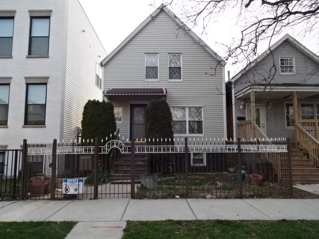 1726 North Monticello Avenue, Logan Square, Illinois