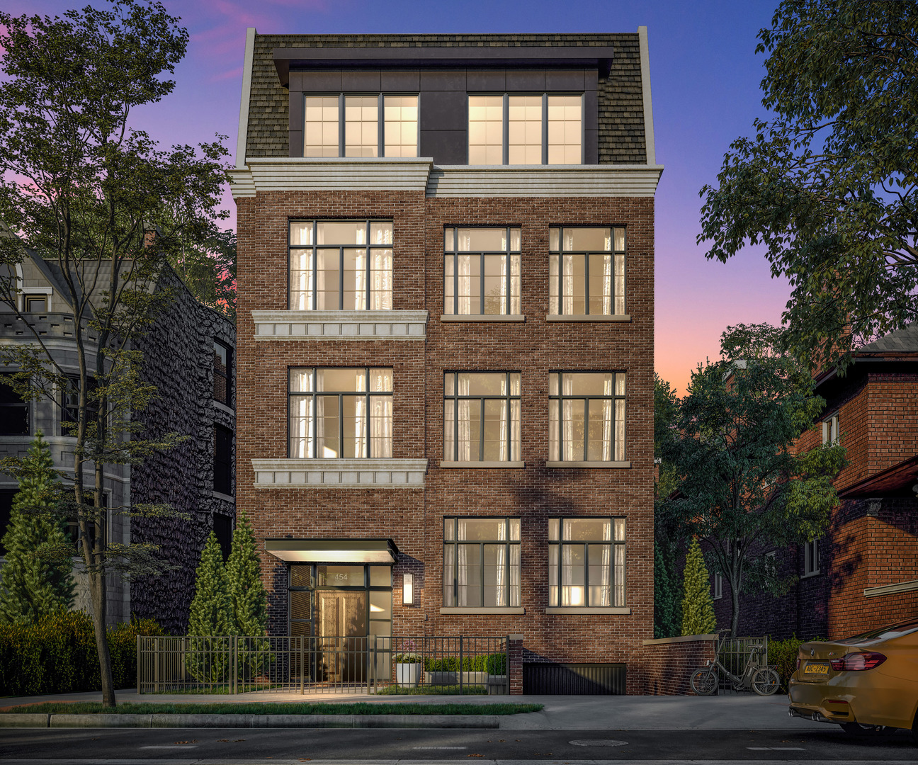 454 West Barry Avenue, Chicago-Near West Side, Illinois