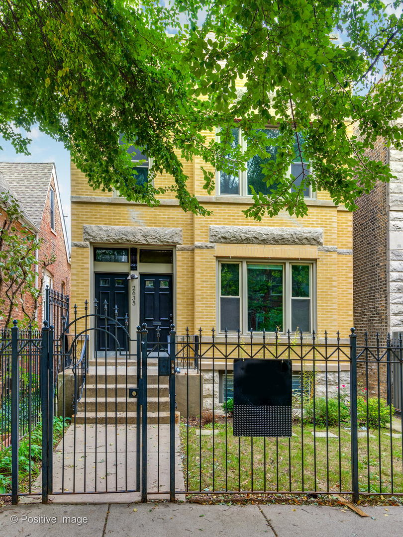 2635 North Richmond Street, Logan Square, Illinois