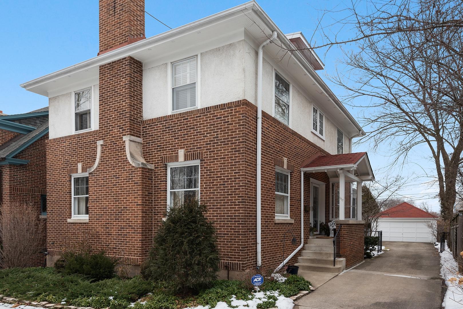 1017 Colfax Street, Evanston, Illinois