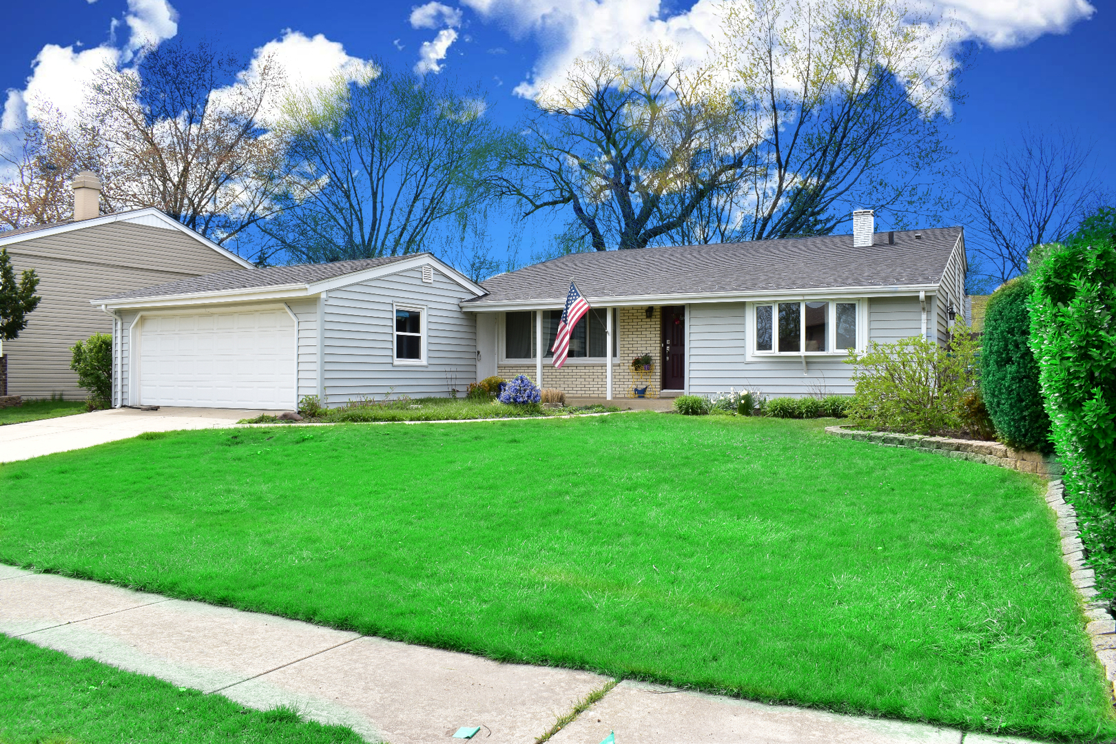 484 CHATHAM Circle, Buffalo Grove in Cook County, IL 60089 Home for Sale