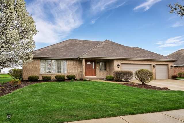 22495 Autumn Drive, Frankfort in Will County, IL 60423 Home for Sale