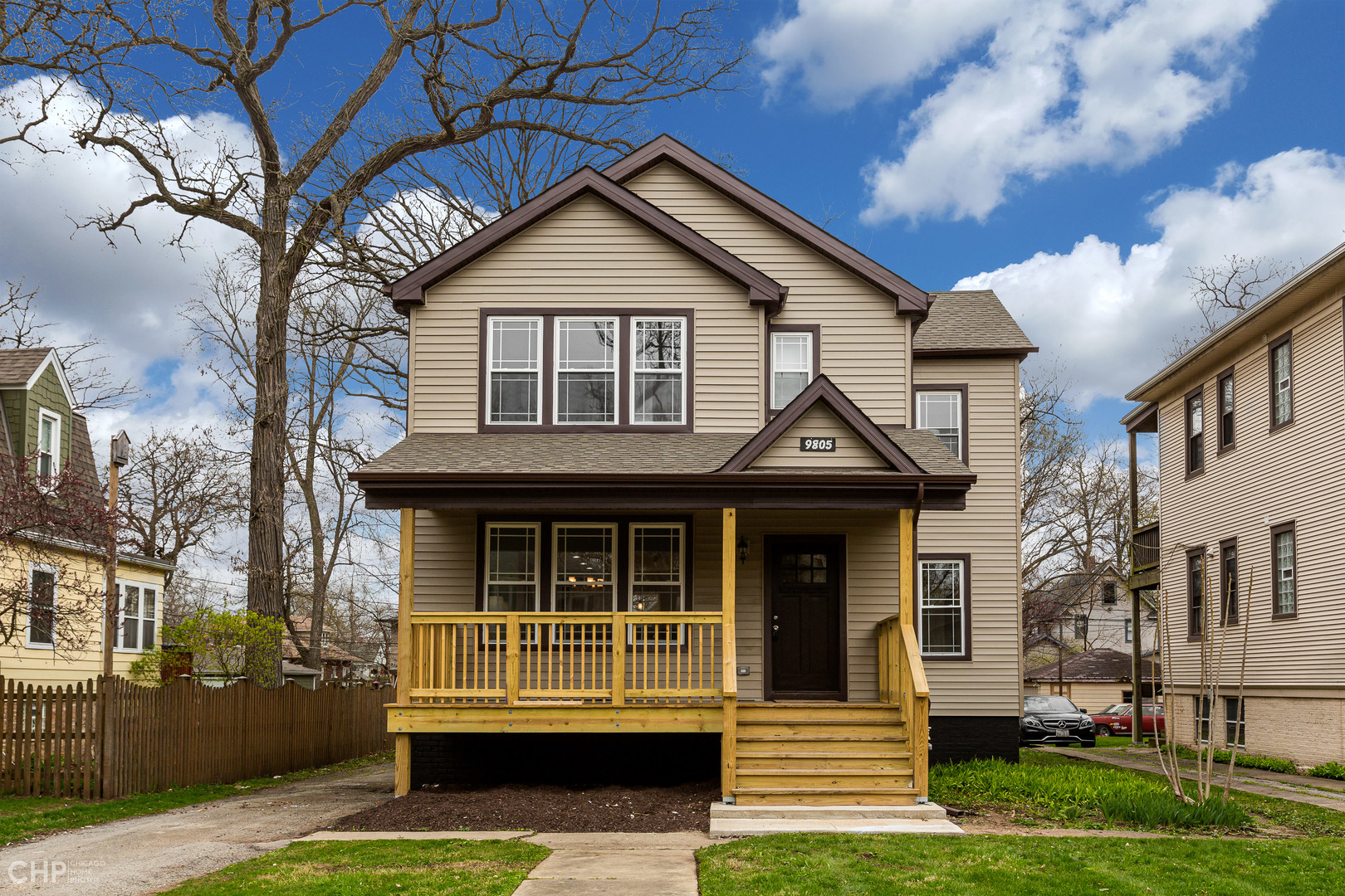 9805 South VANDERPOEL Avenue, Beverly-Chicago, Illinois