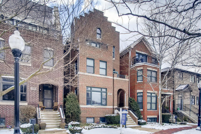 1325 West 32nd Place, Chicago-Near West Side, Illinois