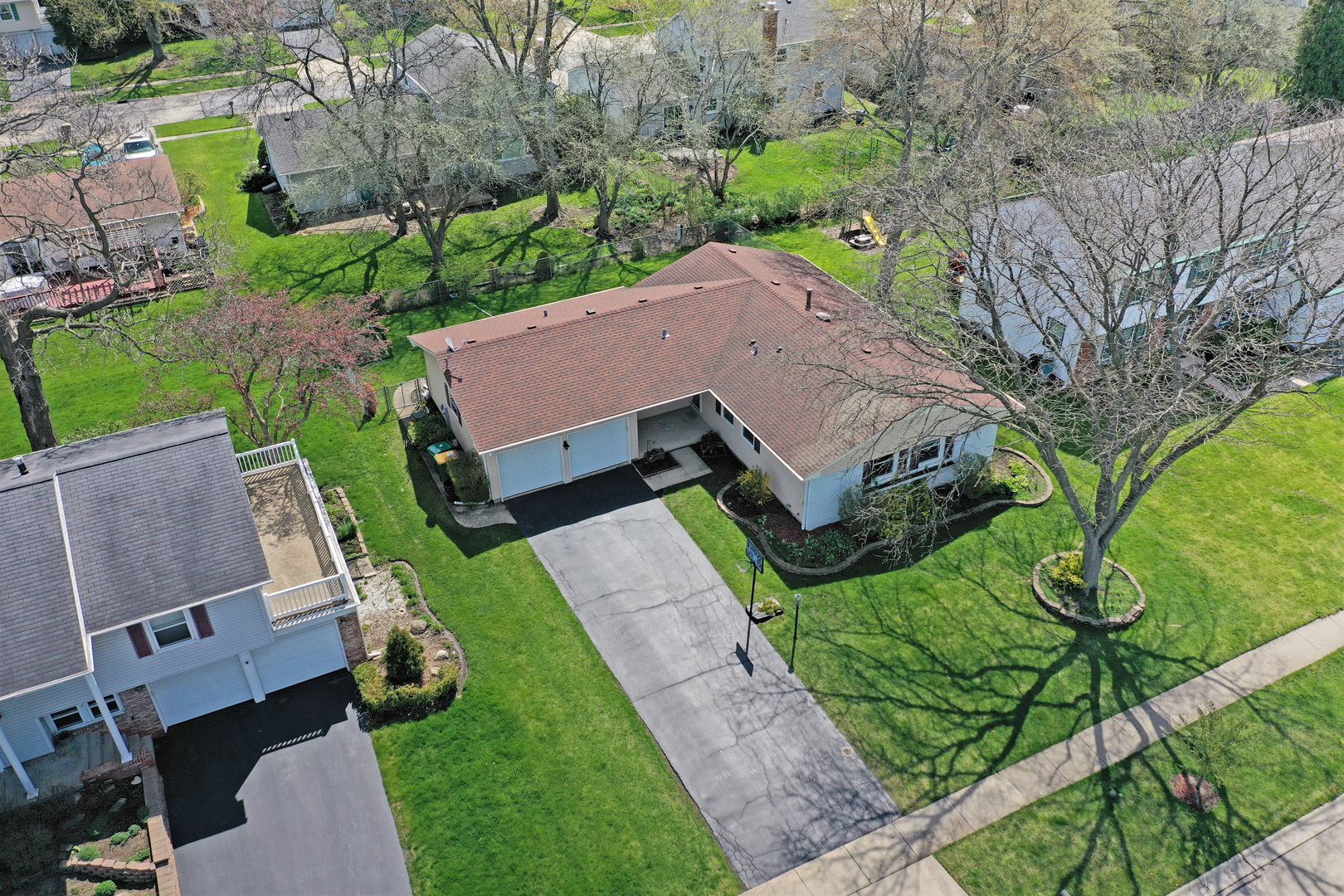 981 Alden Lane, Buffalo Grove in Lake County, IL 60089 Home for Sale