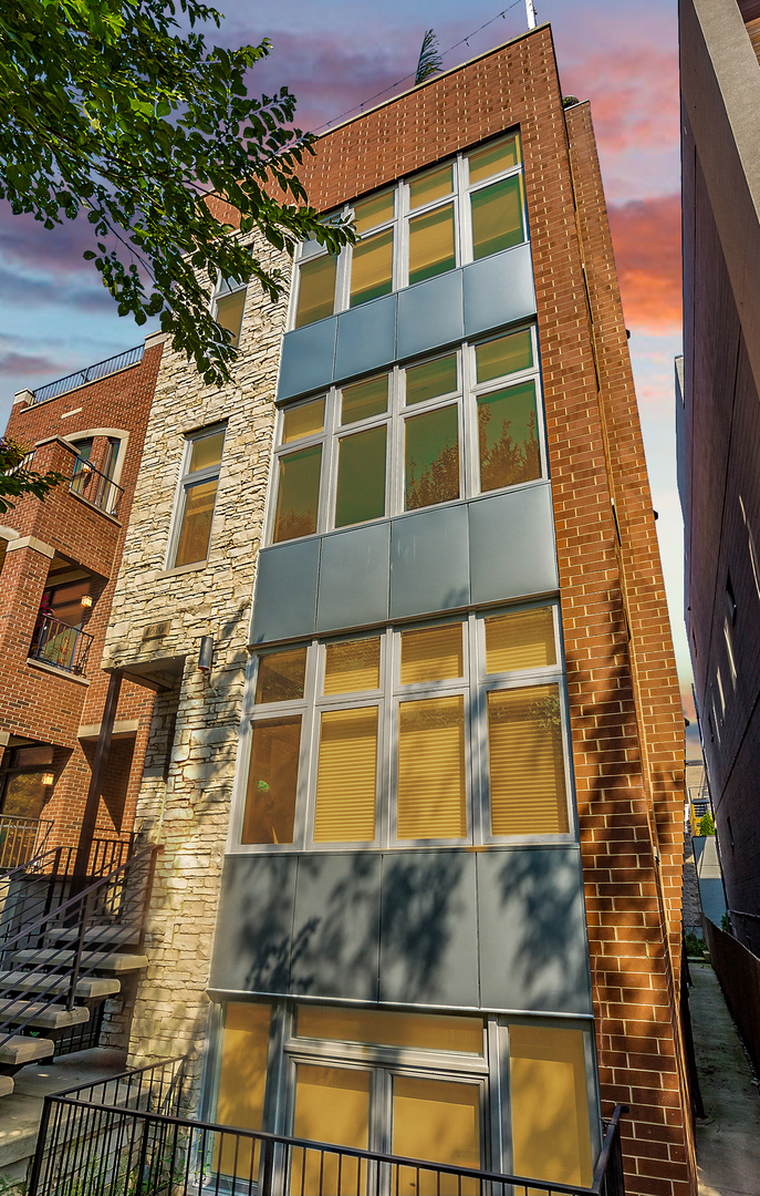 1516 West CHESTNUT Street, Bucktown in Cook County, IL 60622 Home for Sale