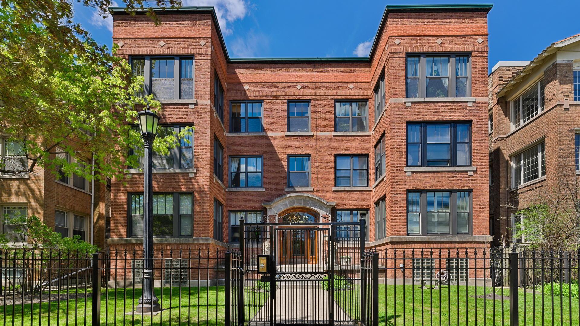 4426 North MALDEN Street, Chicago Uptown, Illinois
