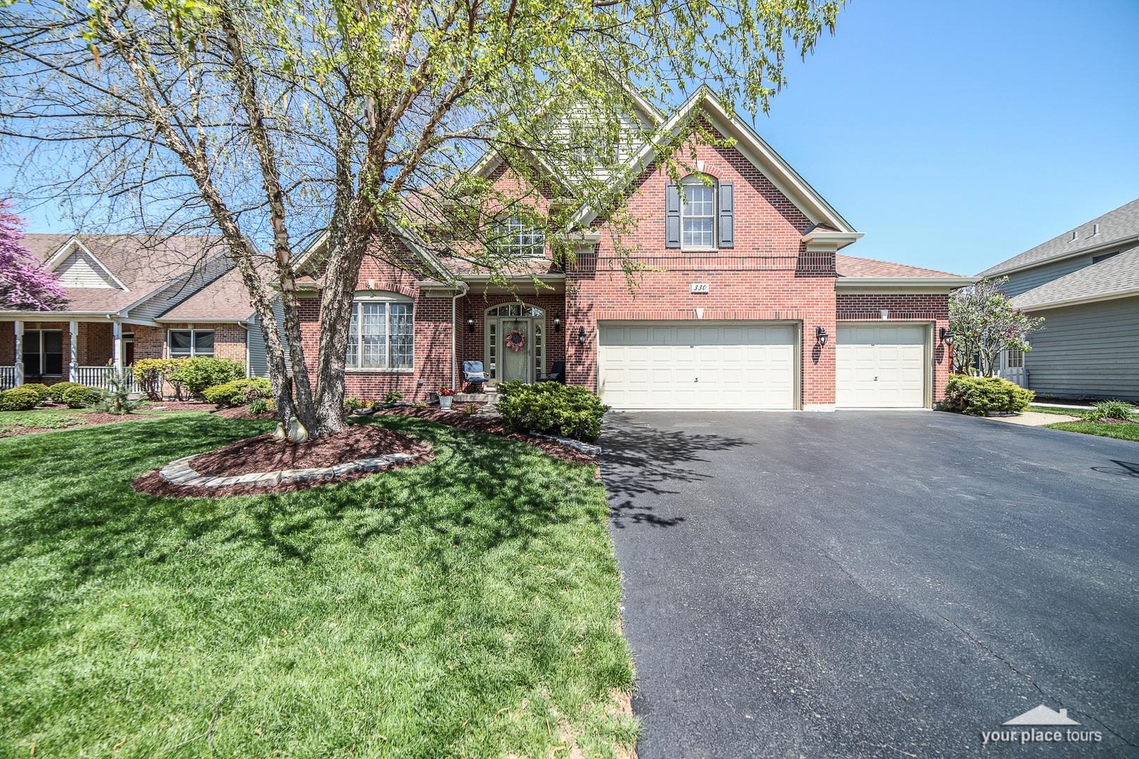 330 Stonemill Lane, Oswego, Illinois