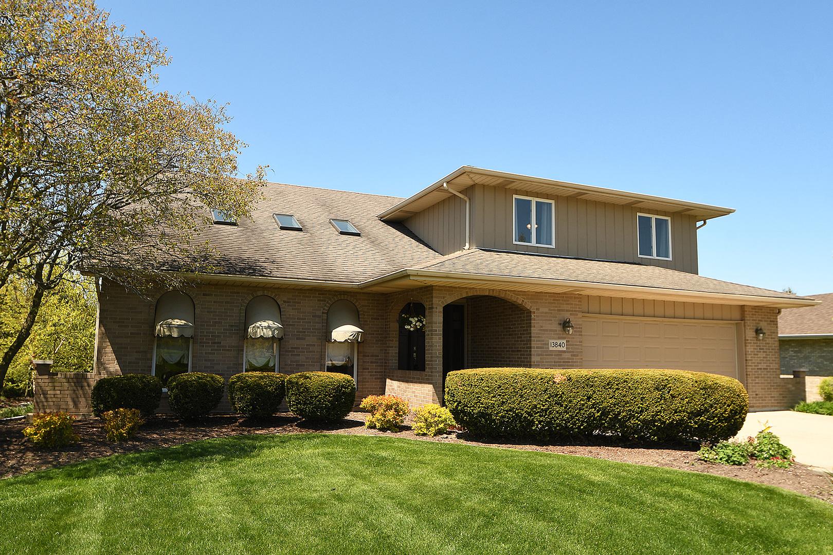 One of Homer Glen 5 Bedroom Homes for Sale at 13840 South Teakwood Drive