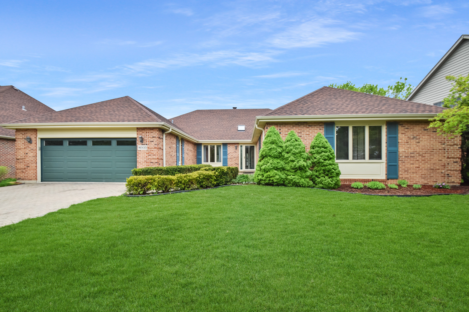 One of Orland Park 5 Bedroom Homes for Sale at 16933 Blue Heron Drive