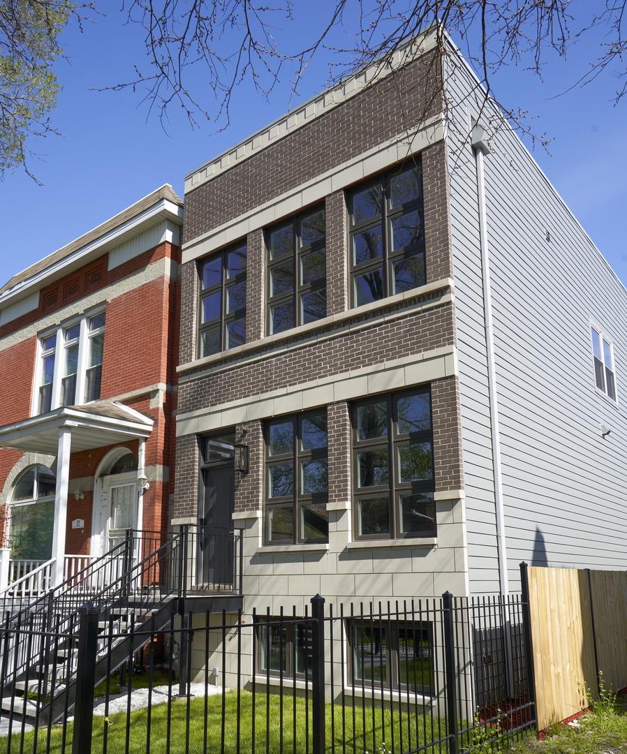 612 East 42nd Street, Kenwood, Illinois