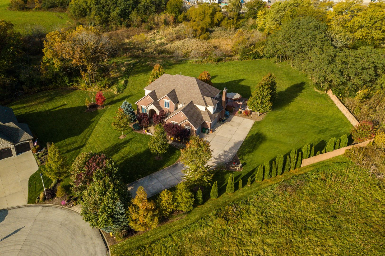 13340 West Valley View Drive, Homer Glen, Illinois