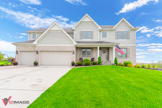 15241 South Nutmeg Avenue, Homer Glen, Illinois