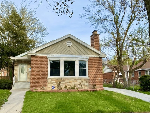 9849 South Claremont Avenue, Beverly-Chicago, Illinois