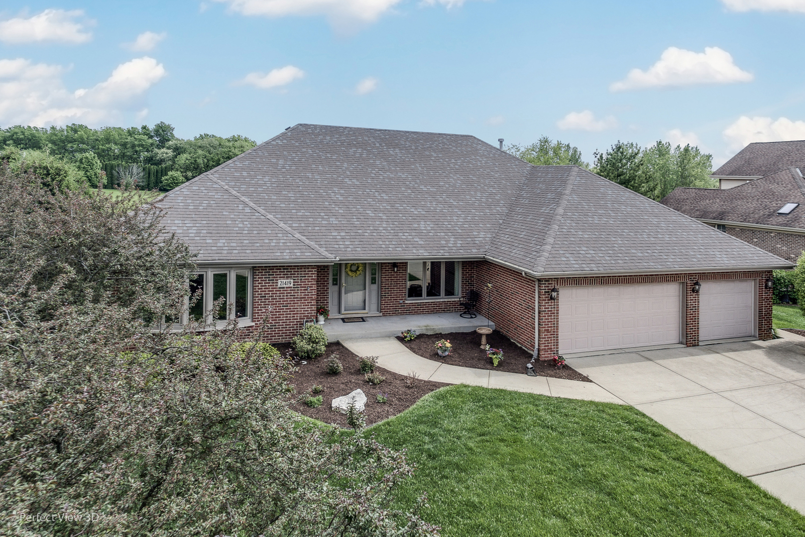 21419 Brittany Drive, Frankfort in Will County, IL 60423 Home for Sale