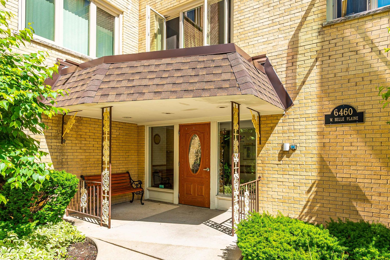 6460 West BELLE PLAINE Avenue #2