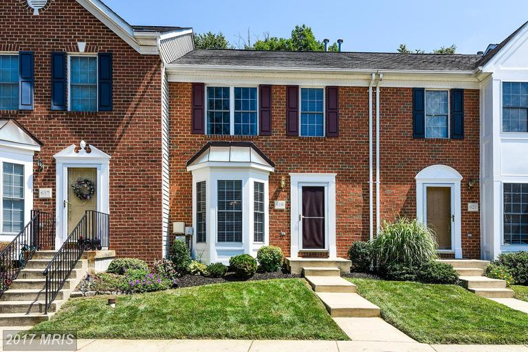619 BELLERIVE COURT, Arnold, Maryland