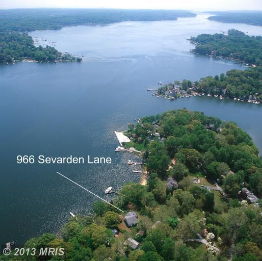 2.62 acres Crownsville, MD