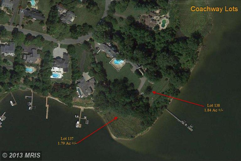 Image of Acreage for Sale near Annapolis, Maryland, in Anne Arundel county: 3.62 acres