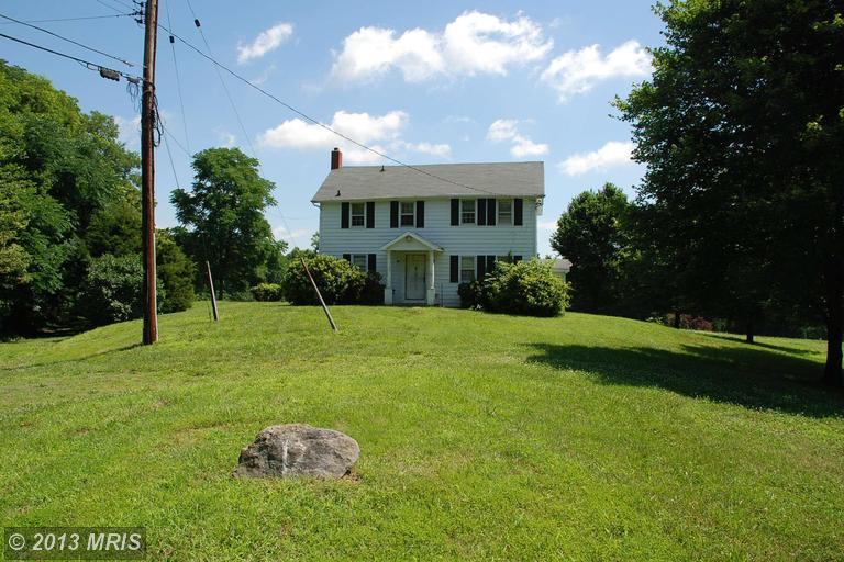 13.7 acres in Harwood, Maryland
