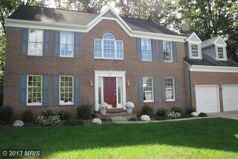 417 Riding Ridge Rd, Annapolis, MD 21403