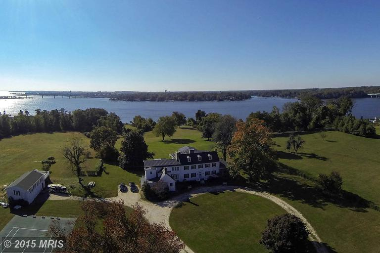 9.8 acres in Annapolis, Maryland