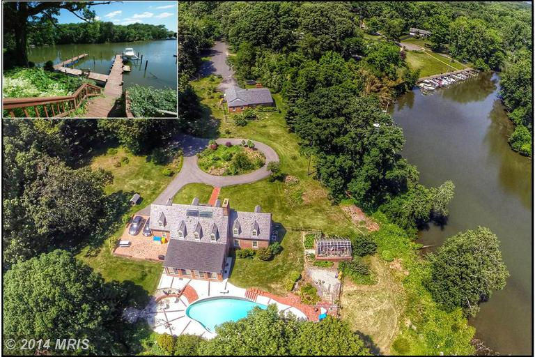 Image of Residential for Sale near Annapolis, Maryland, in Anne Arundel county: 2.34 acres