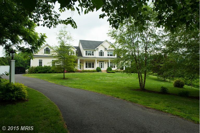 5.4 acres Harwood, MD