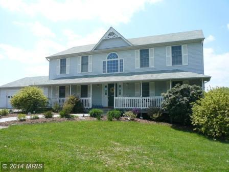 2 acres Harwood, MD