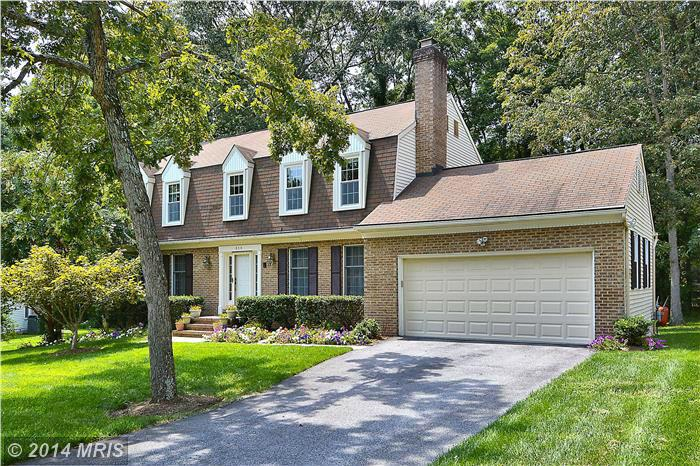 One of Millersville 4 Bedroom Homes for Sale