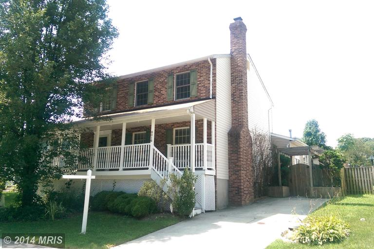 8016 George Willing Ave, Pasadena, MD 21122