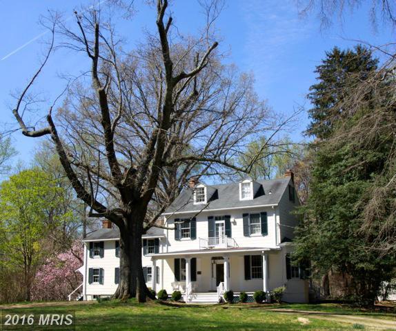 6.97 acres Harwood, MD