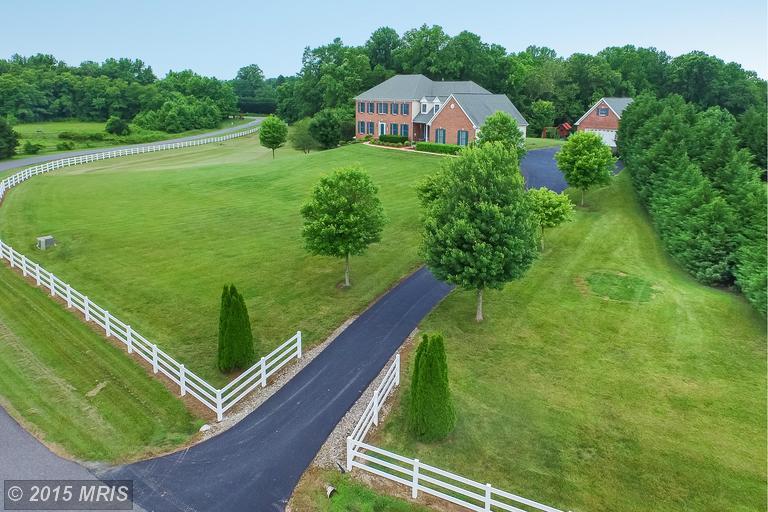 4.16 acres Harwood, MD