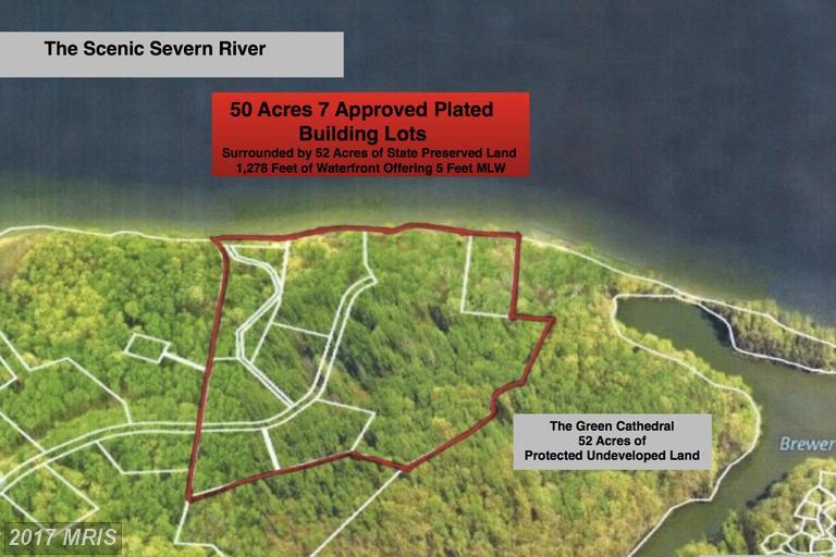 47.78 acres Annapolis, MD