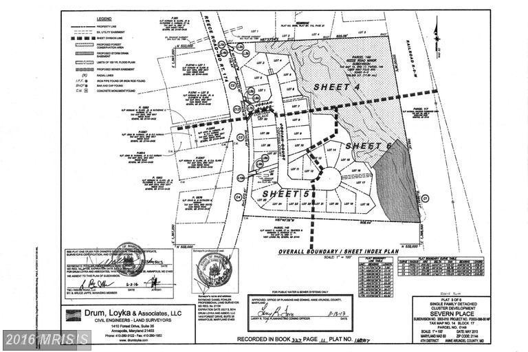 Image of Acreage for Sale near Severn, Maryland, in Anne Arundel county: 17.55 acres