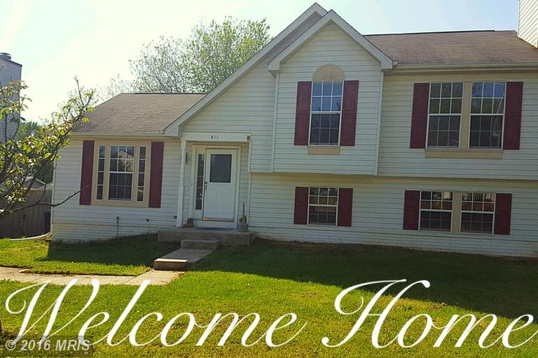 811 VACATION DRIVE, Odenton in ANNE ARUNDEL County, MD 21113 Home for Sale