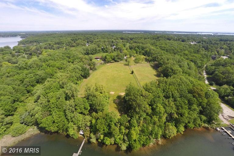 Image of Acreage for Sale near Arnold, Maryland, in Anne Arundel county: 55.81 acres