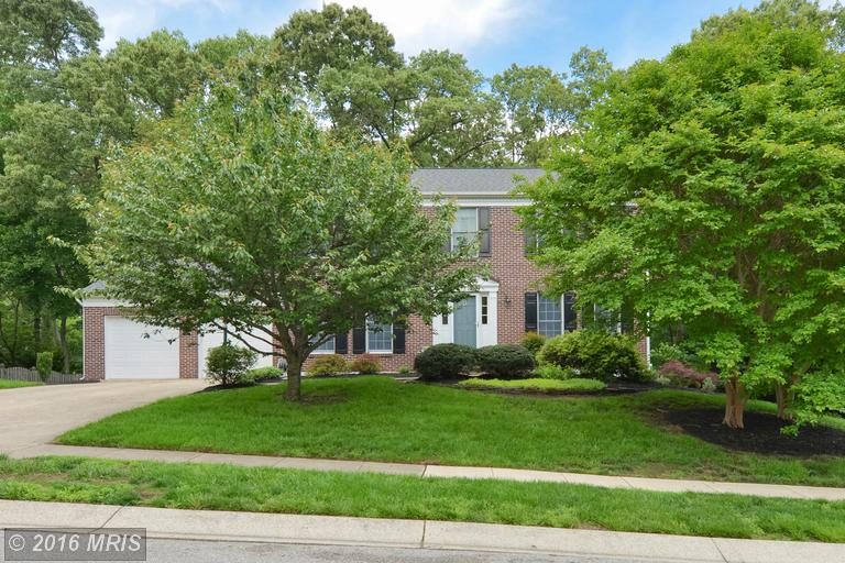 784 SPRINGBLOOM DRIVE, Millersville in ANNE ARUNDEL County, MD 21108 Home for Sale