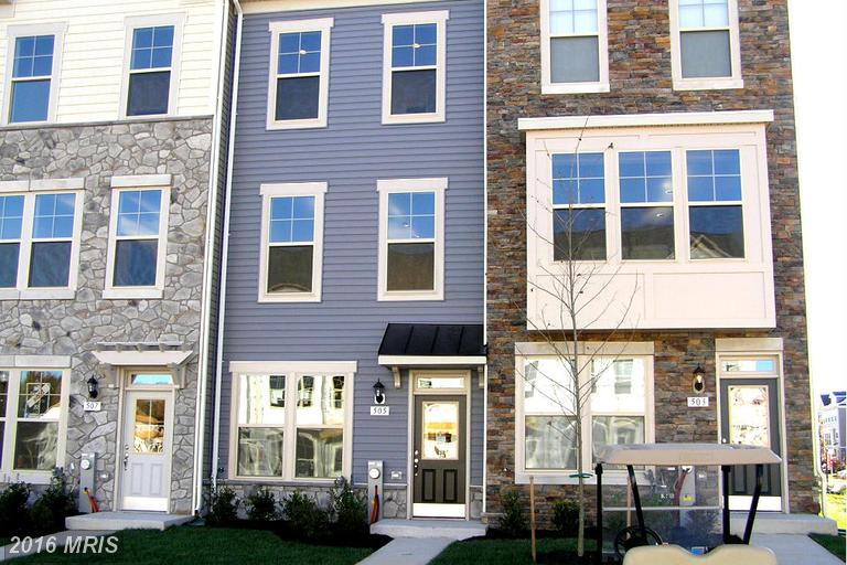 Townhouse, Craftsman - GLEN BURNIE, MD (photo 1)