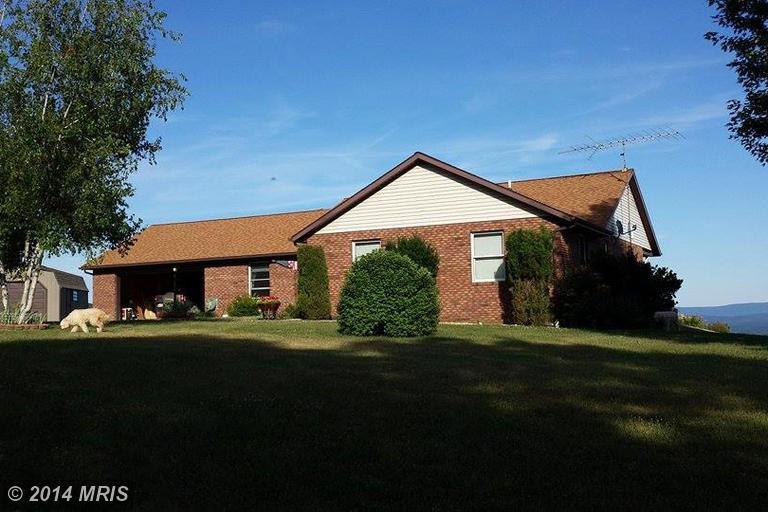 4.65 acres Cumberland, MD