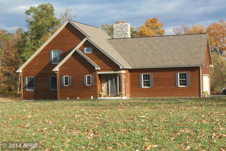 3.28 acres Flintstone, MD