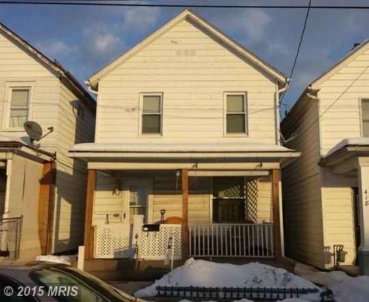 416 Seymour St, Cumberland, MD 21502