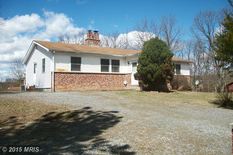 5.99 acres Oldtown, MD