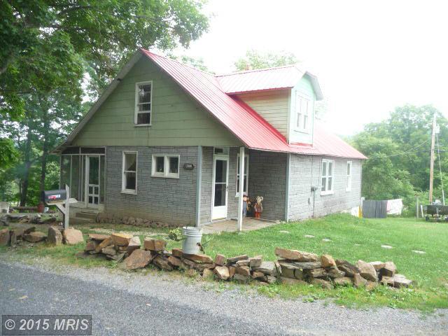 2.58 acres Oldtown, MD