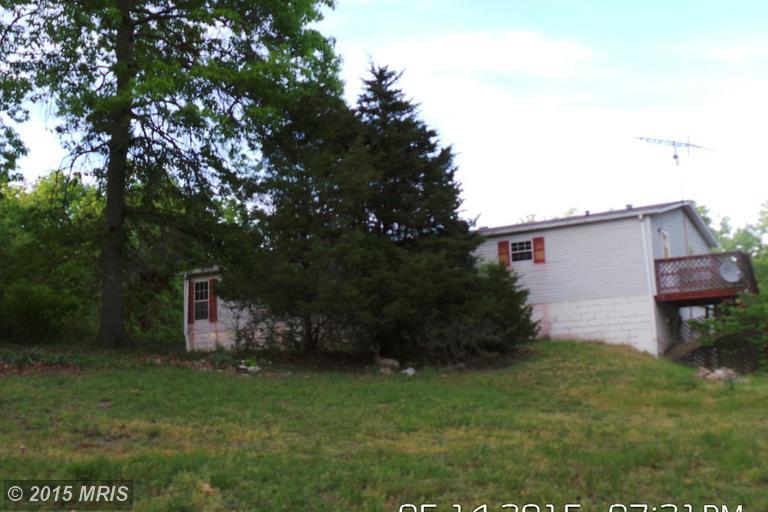 5.51 acres Oldtown, MD