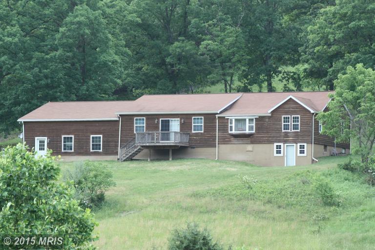 5.26 acres Cumberland, MD